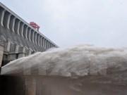 China continúa liberando agua a la cuenca baja del Río Mekong