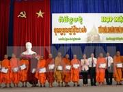 Felicitan en Vietnam a los khmer en ocasión del Festival Chol Chnam Thmay