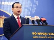 Vietnam saluda declaración de cancilleres de G7 sobre seguridad