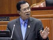 Premier camboyano no tolerará intentos de provocar inquietud social