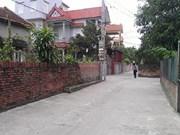 Más de mil 760 comunas vietnamitas cumplen con nuevos estándares de desarrollo rural
