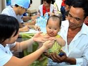 Médicos estadounidenses brindan esperanza a niños vietnamitas con defectos faciales