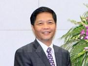 Perfeccionar instituciones: clave para sector de comercio, dijo ministro vietnamita