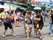 Ciudad Ho Chi Minh celebra fiesta tradicional de Camboya, Myanmar, Laos y Tailandia