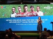Televisión vietnamita transmitirá todos los partidos de la Eurocopa 2016