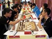 Brillan ajedrecistas vietnamitas en torneo asiático juvenil