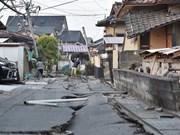 Expresa Vietnam solidaridad con Japón ante pérdidas causadas por terremotos