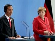 Indonesia impulsa relación comercial con Alemania