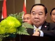 Junta militar tailandesa prohíbe campañas del referendo constitucional