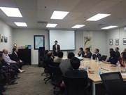 Robustecen cooperación empresarial Vietnam-Nueva Zelanda