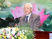 En Hanoi conferencia sobre interiorización de resolución de XII Congreso partidista