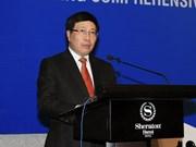 Vietnam decidido a elevar a nueva altura cooperación en ASEM