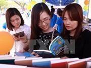 Inauguran en Hanoi tercera edición de Día Nacional del Libro