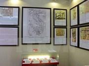 Exhiben documentos sobre soberanía vietnamita en Hoang Sa y Truong Sa