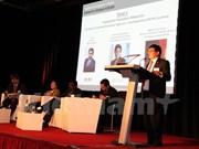 Sesiona en Alemania seminario de inversión en Vietnam y ASEAN
