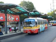 Hanoi: Esfuerzos por mejorar servicio de transporte público