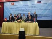 Vietnam y Rusia firman acuerdo en exploración geológica y explotación petrolera