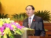 Líderes recién elegidos de Vietnam reciben felicitaciones extranjeras