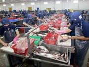 Exportaciones acuáticas totalizan 1,4 mil millones de USD en primer trimestre
