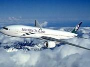 Lanzan concurso en saludo a nueva ruta aérea Nueva Zelanda-Vietnam