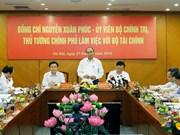 Premier vietnamita exige acciones más resueltas en lucha anticorrupción