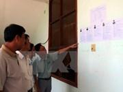 Presentan unos 880 candidatos para las próximas elecciones legislativas de Vietnam