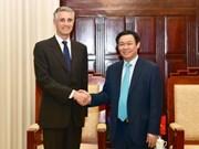 Fondo Monetario Internacional valora situación macroeconómica de Vietnam