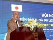 Asesor especial de Shinzo Abe: Vietnam recibirá fuerte flujo de inversión japonesa