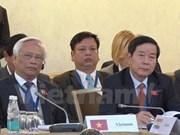Activo Vietnam en impulso de la conexión Asia- Europa