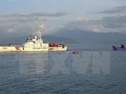 Vietnam y China concluyen estudio conjunto en zona fuera de boca del golfo Bac Bo