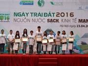Vietnam se suma al Día del Planeta 2016