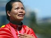 Remera vietnamita obtiene un boleto a Río 2016