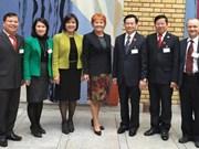 Vietnam y Noruega intensifican la cooperación judicial