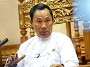 Myanmar: USDP liberó de cargos a altos funcionarios