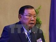 Nuevo presidente laosiano iniciará hoy visita a Vietnam