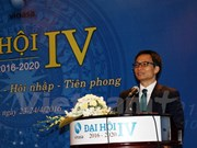 Urge vicepremier a desarrollar empresas incipientes de tecnología informática