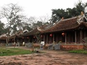 Sitio histórico Lam Kinh, destino imperdible para visitar en Vietnam