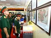 Bac Ninh acoge exposición de pruebas de soberanía marítima nacional