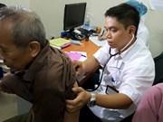 A debate orientaciones para salud pública en Vietnam