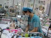 Entra en función hospital pediátrico más moderno en Delta de río Mekong
