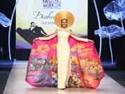 Elegancia de tierra natal honrada en Semana Internacional de Moda Vietnam 2016