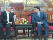 Embajador indonesio propone apertura de vuelo directo a Hanoi