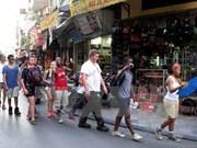 Crecen llegadas de turistas extranjeros a Vietnam en primer cuatrimestre del año