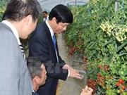 Japón admira y respeta al pueblo de Vietnam, dijo político japonés