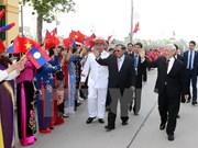 Presidente de Laos envía carta de agradecimiento a líderes vietnamitas