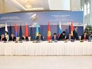 Aprueba Senado ruso TLC entre Unión Económica Euroasiática y Vietnam