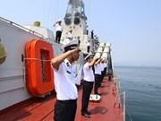 Buque vietnamita participa en ejercicios navales de ADMM+