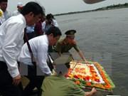 Pueblo de Quang Tri rememora Día de Liberación del Sur