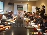 Vietnam y Sudáfrica impulsan la cooperación de comunicación