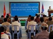 Conmemoran vietnamitas en Cambodia liberación del Sur y reunificación nacional
